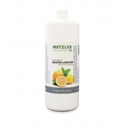 Savon liquide citron et...